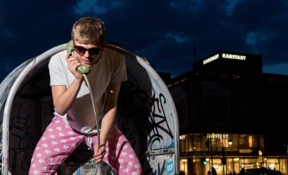 Audiolith fragt DJ Hornhaut
